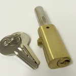 Slim Oval Bullet Lock