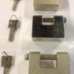 Steel Block Locks